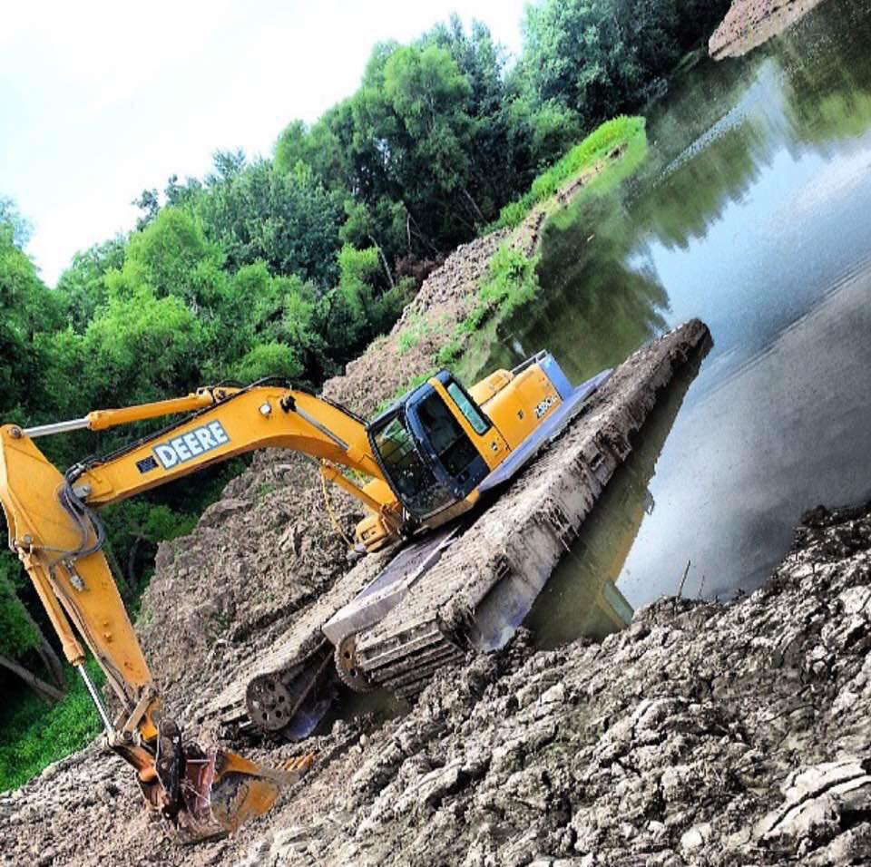 Your Team for Dikes, Dams, and Levees in Macomb, IL