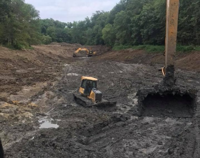 Mass Material Excavation Services in Macomb, IL
