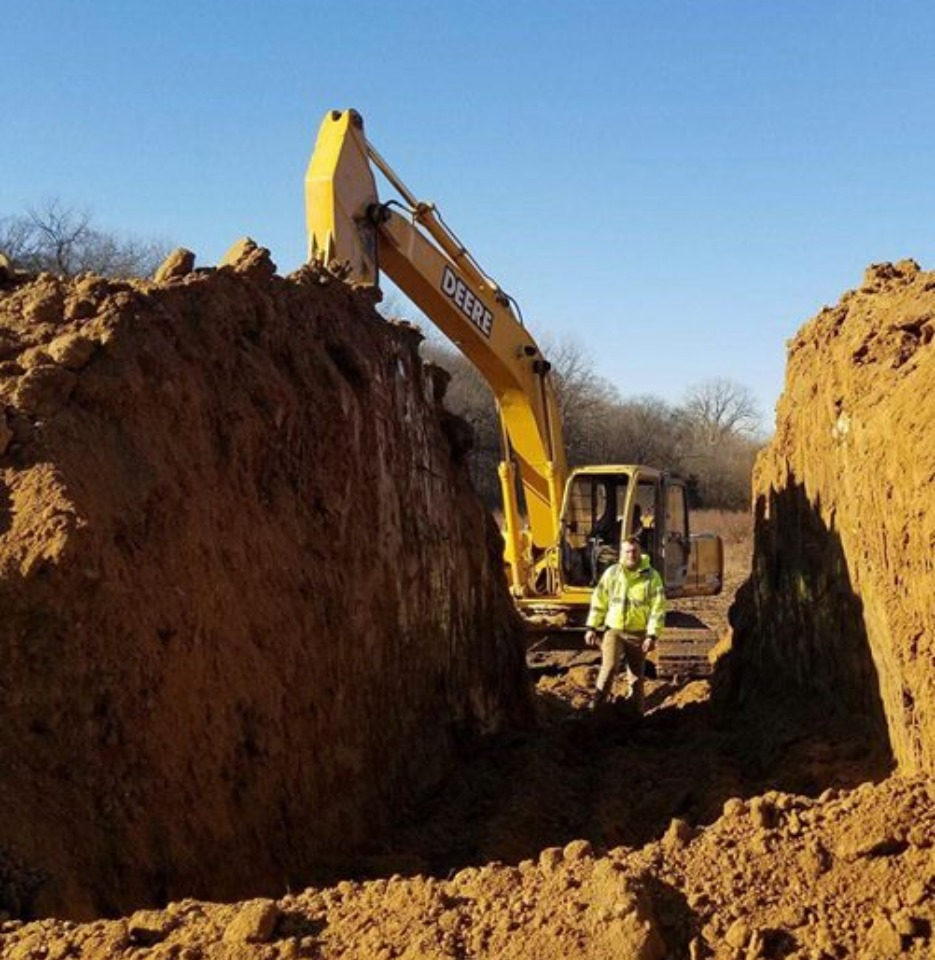Excavating Services in Macomb, IL
